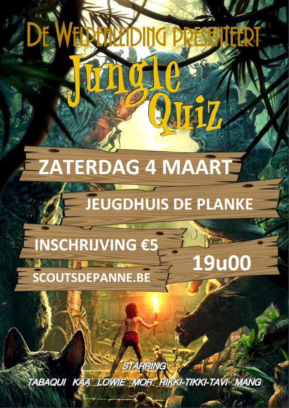 Jungle Quiz